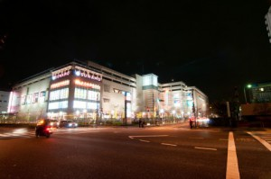 ショッピングセンター写真